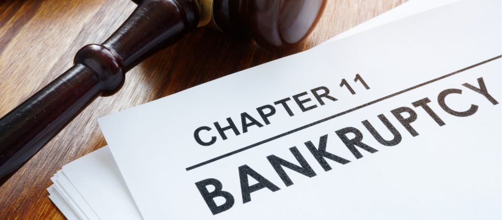 California Chapter 11 bankruptcy