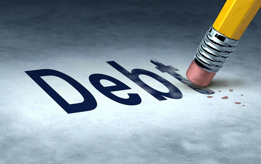 California debt restructuring
