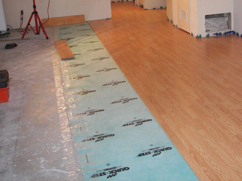 flooring removal