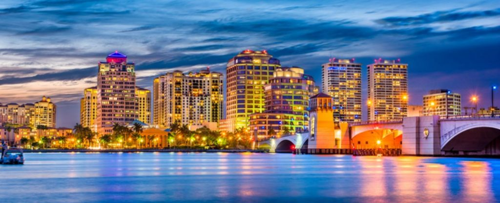 West Palm Beach 24/7 locksmith  26.7153° N, 80.0534° W