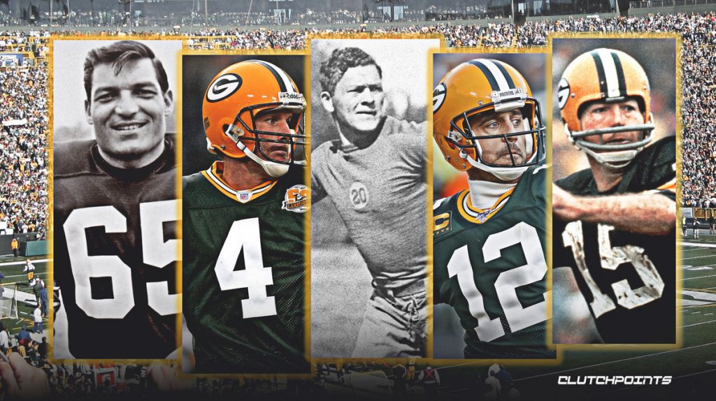 Green Bay Packers Greatest Legends