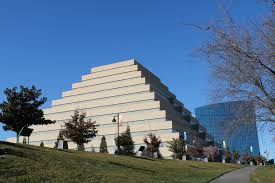 The Ziggurat in Sacramento