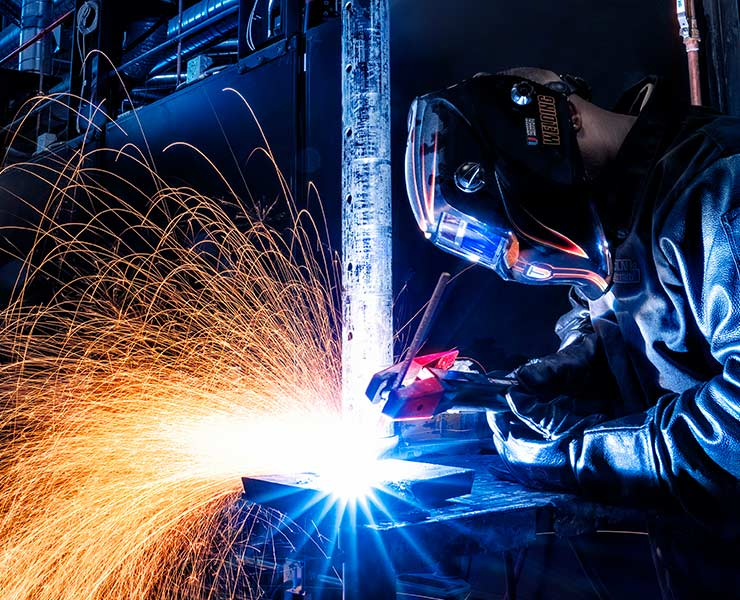 t-23 welding