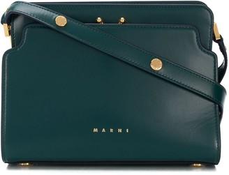 Multi-compartment women's purse