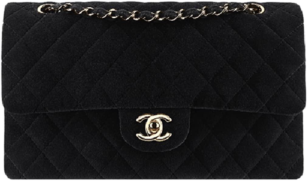 channel flap purse