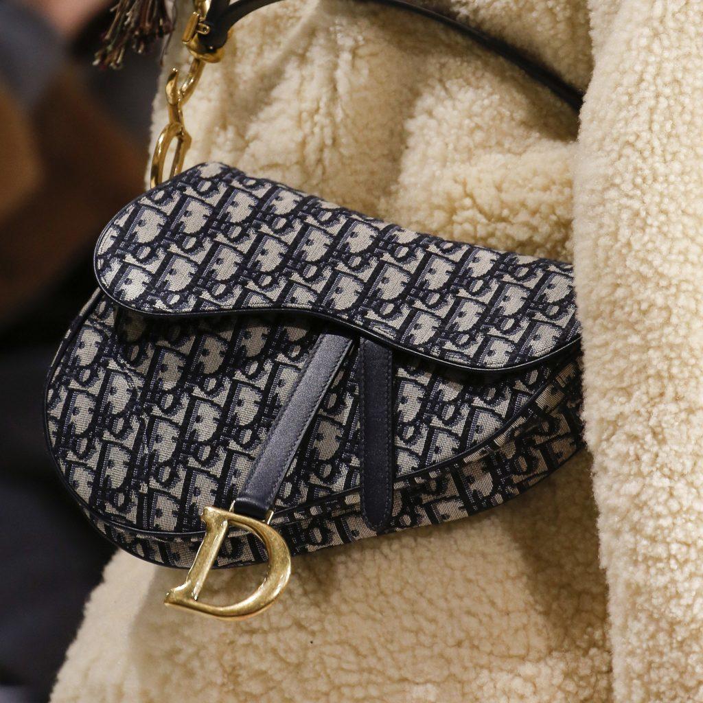 Dior Saddle purse