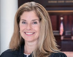 Michigan Supreme Court Chief Justice Bridget McCormack