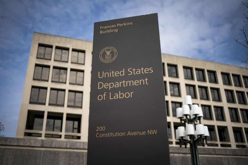 Department of Labor and the US Economy