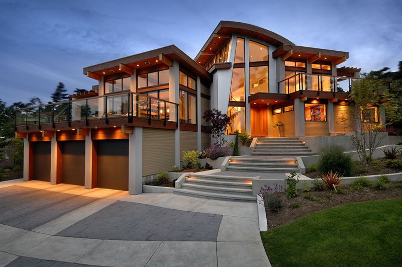 Most Beautiful Designed Homes