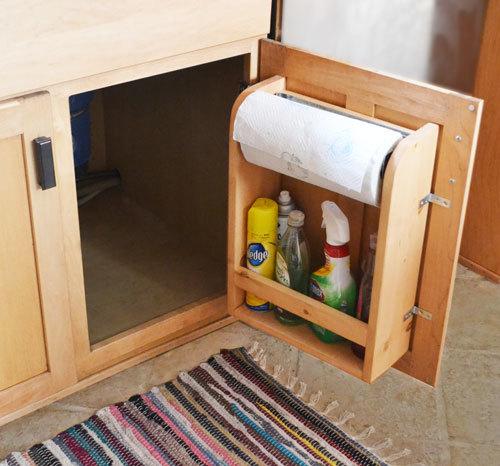 make Paper Towel Dispenser
